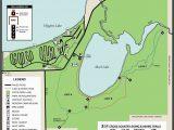 Michigan Morel Map south Higgins State Parkmaps area Guide Shoreline Visitors Guide