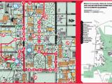Michigan north Campus Map Oxford Campus Maps Miami University