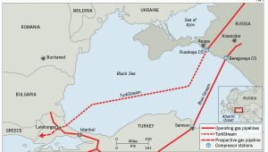 Michigan Pipeline Map Subsea Pipeline Projects Advance In 2018 Oil Gas Journal