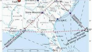 Michigan Power Grid Map Magnetic Ley Lines In America Google Earth Overlay for Ley Lines
