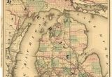 Michigan Railroad Map 127 Best Railroad Papers Blueprints Images Steam Engine Steam
