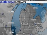 Michigan Road Conditions Map Radar Satellite