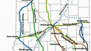 Michigan Road Construction Map Michigan Road Wikipedia