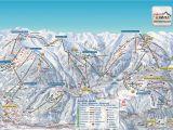Michigan Ski Resorts Map Bergfex Piste Map Zell Am Ziller Zillertal arena Panoramic Map