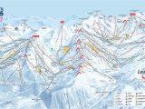 Michigan Skiing Map Three Valleys Piste Map