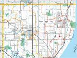 Michigan Snowmobile Trail Maps Ozaukee County Wi Snowmobile Trail Map Full County Map Brap