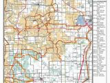 Michigan Snowmobile Trails Map Cadillac Winter Promotions
