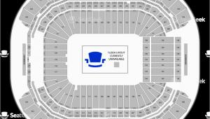 Michigan State Football Stadium Map State Farm Stadium Seating Chart Map Seatgeek