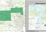 Michigan State House Of Representatives District Map Michigan S 8th Congressional District Wikipedia