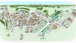 Michigan State University Campus Map Michigan State University Map Inspirational Campus Maps Maps