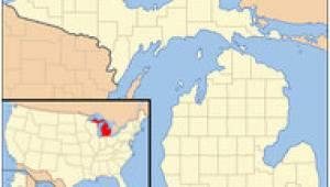 Michigan Union Map 1955 In Michigan Wikipedia