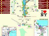 Michigan Wine Trail Map Pinterest