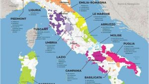Michigan Winery Map In 2018 Italy Food Pinterest Wine Italian Wine and Wine Folly