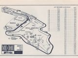Mid Ohio Race Track Map United States Road Racing Championship Championships Racing