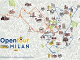 Milan Italy Map tourist Mappa Open tour Milan Picture Of Open tour Milan Milan Tripadvisor