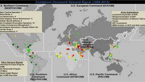 Military Bases In California Map Military Bases In California Map New Map Od Us Military Bases
