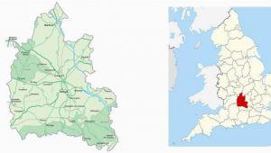 Milton Keynes England Map Map Of Oxfordshire Visit south East England