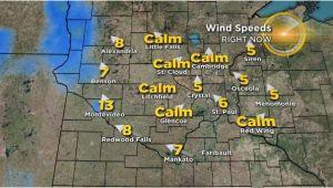 Minnesota Average Wind Speed Map Metro Wind Speeds Wcco Cbs Minnesota