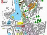 Minnesota Campgrounds Map Mountain Springs Camping Resort Shartlesville Pa Maps