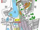 Minnesota Camping Map Mountain Springs Camping Resort Shartlesville Pa Maps