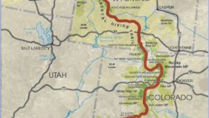 Minnesota Continental Divide Map Colorado Continental Divide Map Secretmuseum