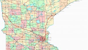 Minnesota County Map with Roads Mn County Maps with Cities and Travel Information Download Free Mn