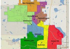 Minnesota Districts Map Concerns Heard Over Proposed Boundary Changes In Wayzata School