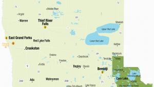 Minnesota Hunting area Map northwest Minnesota Explore Minnesota