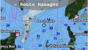 Minnesota Lake Depth Maps I Boating Marine Charts Gps On the App Store