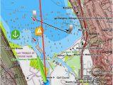 Minnesota Lake Depth Maps Lake Itasca Minnesota Hd Gps Fishing Map Offline by Flytomap