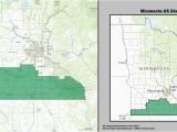Minnesota Legislative Districts Map Minnesota S 1st Congressional District Wikipedia
