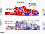 Minnesota Legislative Districts Map Minnesota S Competitive 1st Congressional District Decision Desk Hq
