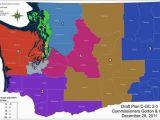 Minnesota Legislative Districts Map New Washington Map Creates Competitive District the Washington Post