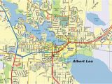 Minnesota Map Cities and towns Albert Lea Mn Map Interactive Map town Square Publications