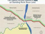 Minnesota Oil Pipeline Map Dakota Access Pipeline Facts