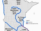 Minnesota On the Map Of Usa Pin by Carolyn Fisk On Maps Map River Minnesota