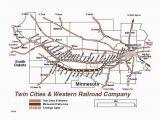 Minnesota Railroad Map Short Line Railroad Seeks Public Help In Improving Tracks Mpr News
