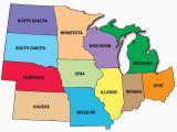Minnesota Regions Map Map Of Usa West Region Capitalsource Us
