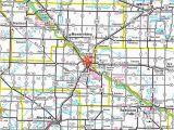 Minnesota Road Construction Map Guide to Granite Falls Minnesota