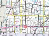 Minnesota Road Report Map Guide to Adrian Minnesota