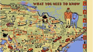 Minnesota Roadside attractions Map Mn Map Poster Gift Wrap Minnesota What You Need to Know Mn Etsy