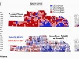 Minnesota Senate District Map Minnesota S Competitive 1st Congressional District Decision Desk Hq