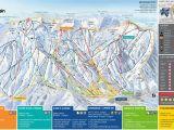 Minnesota Snow Map Trail Map Snowbasin