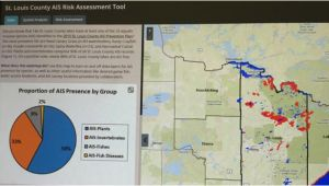 Minnesota State Hunting Land Map New Website Tracks Invasive Species Duluth News Tribune