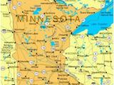 Minnesota town Map 50 Popular Maps Images Lakes Map Maps