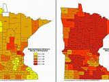 Minnesota Traffic Map Meth Not Opioids Still Most Impactful Drug In St Peter area