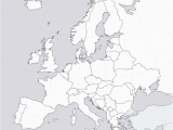 Modern Europe Map Quiz 36 Intelligible Blank Map Of Europe and Mediterranean