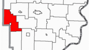 Monroe County Ohio Map Franklin township Monroe County Ohio Wikipedia