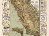 Montecito California Map 9 Best Antique California Maps Images Old Maps Antique Maps