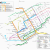 Montreal Canada Metro Map Montreal Buses Map and Guide for Visitors to Montreal